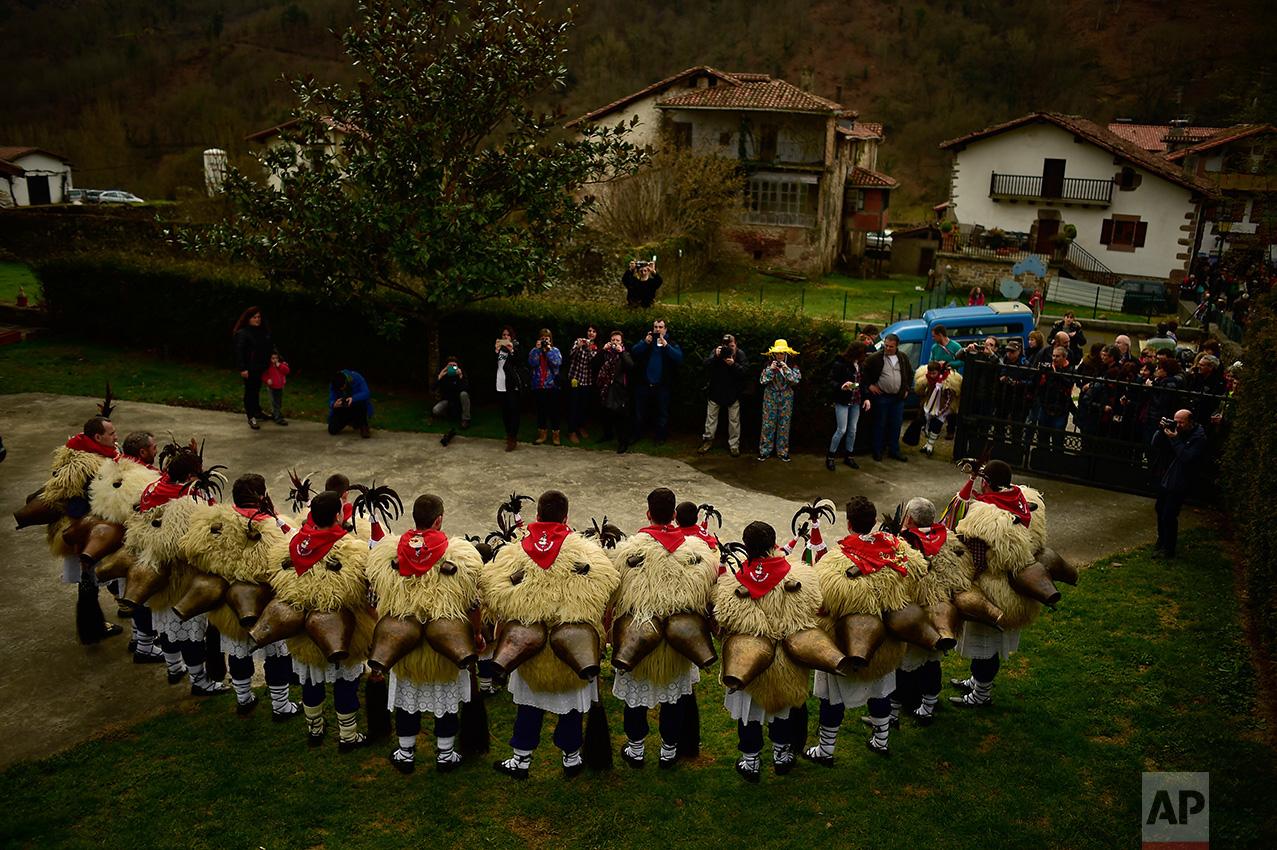 Spain Carnival