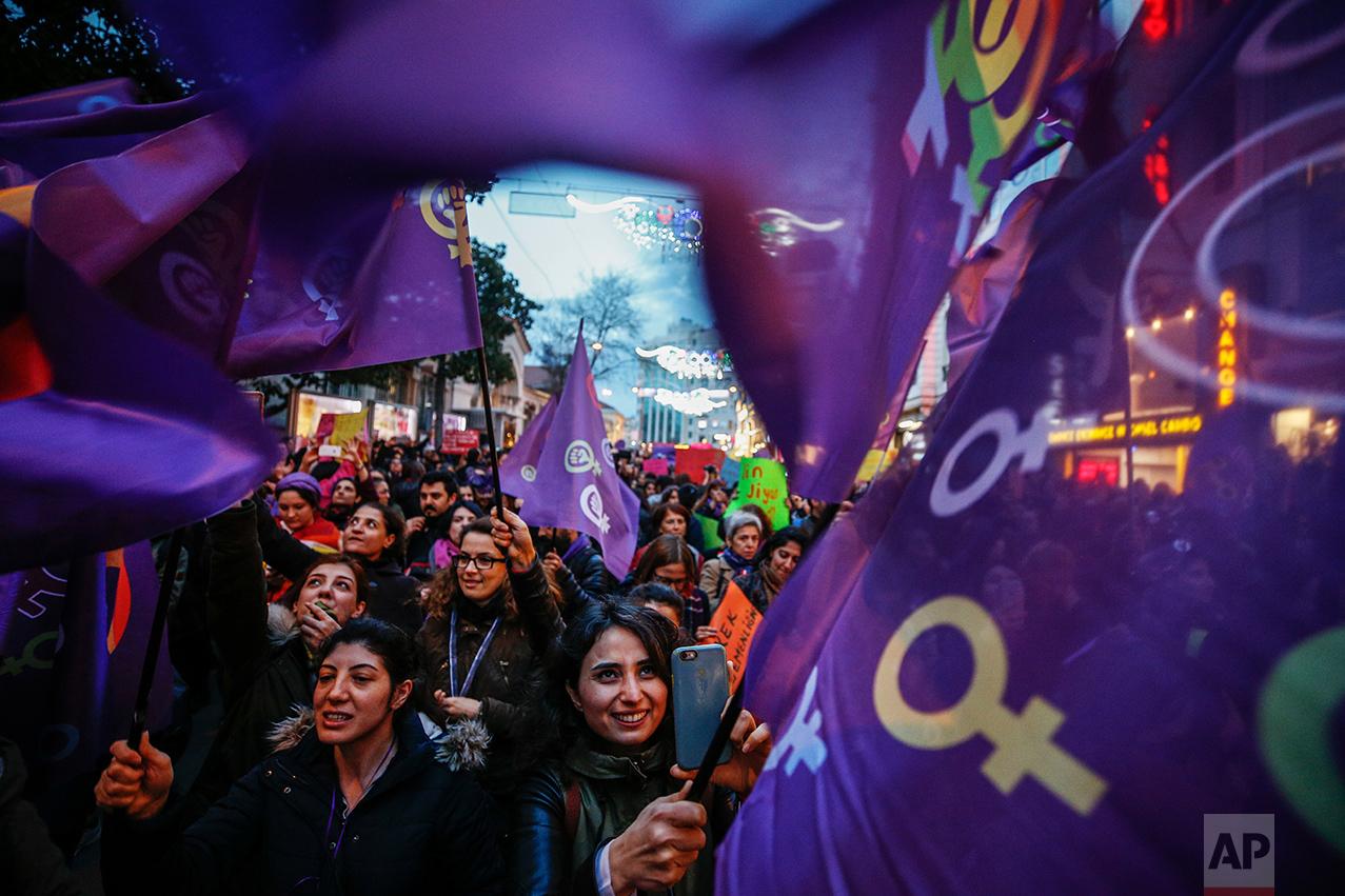 Turkey International Women's Day