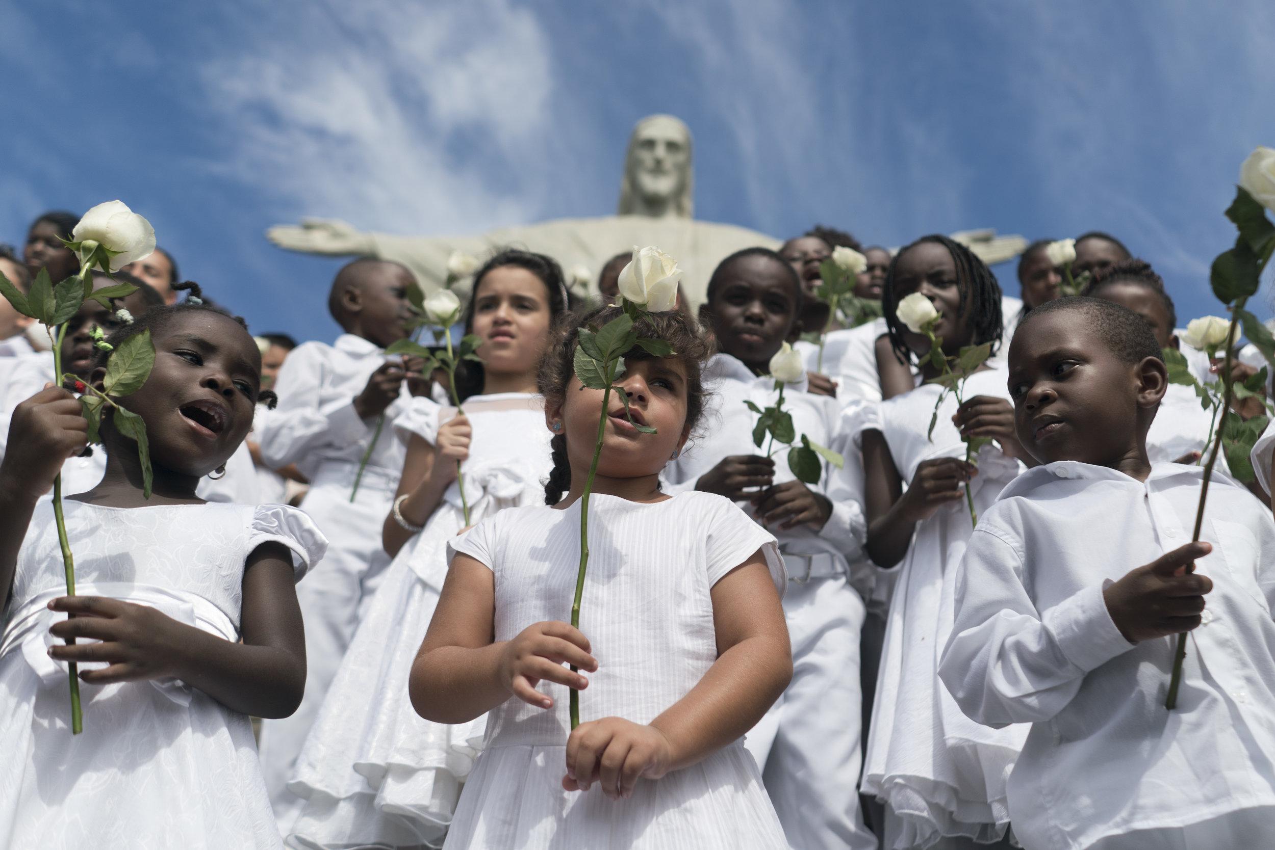 Brazil Syria Children
