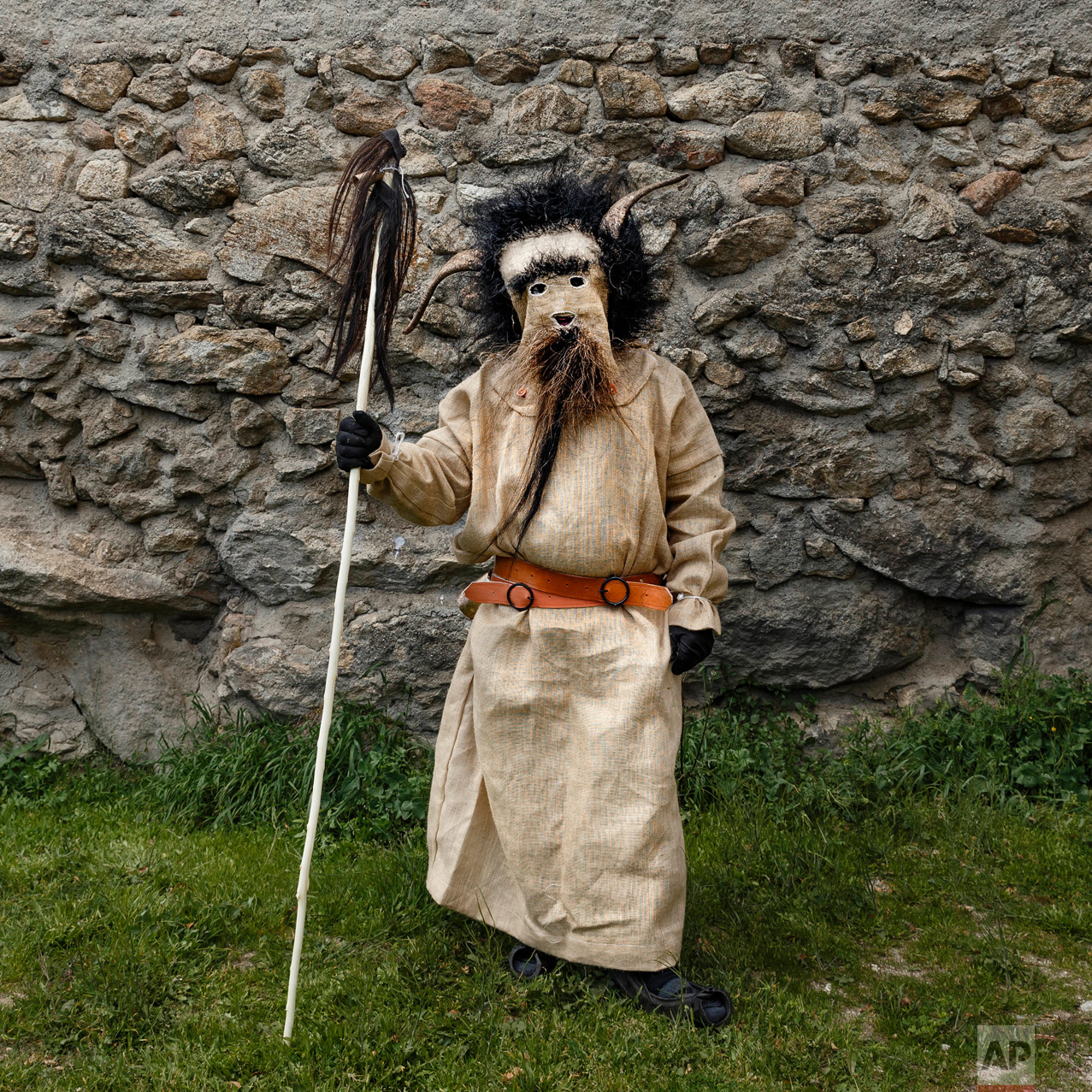 Spain Costumed Characters Photo Gallery