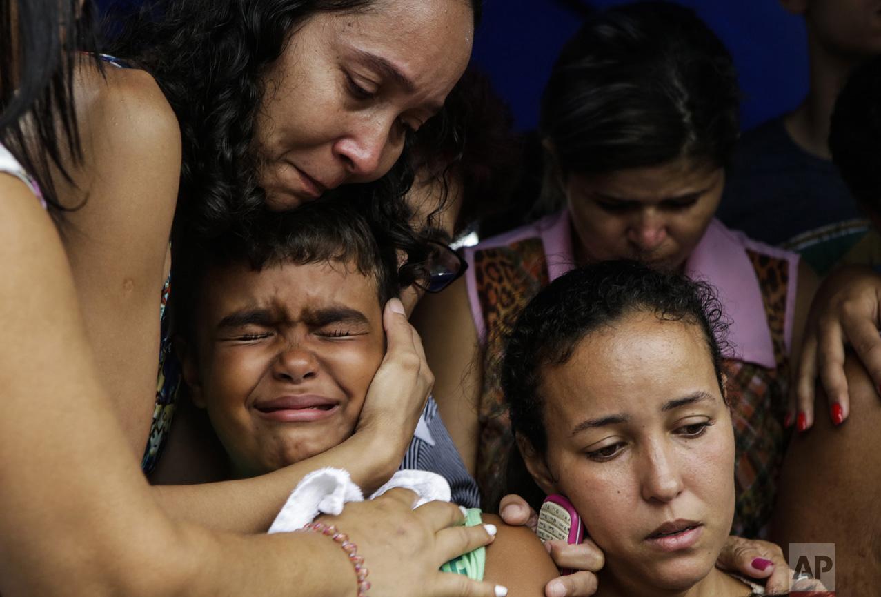 Brazil Violence