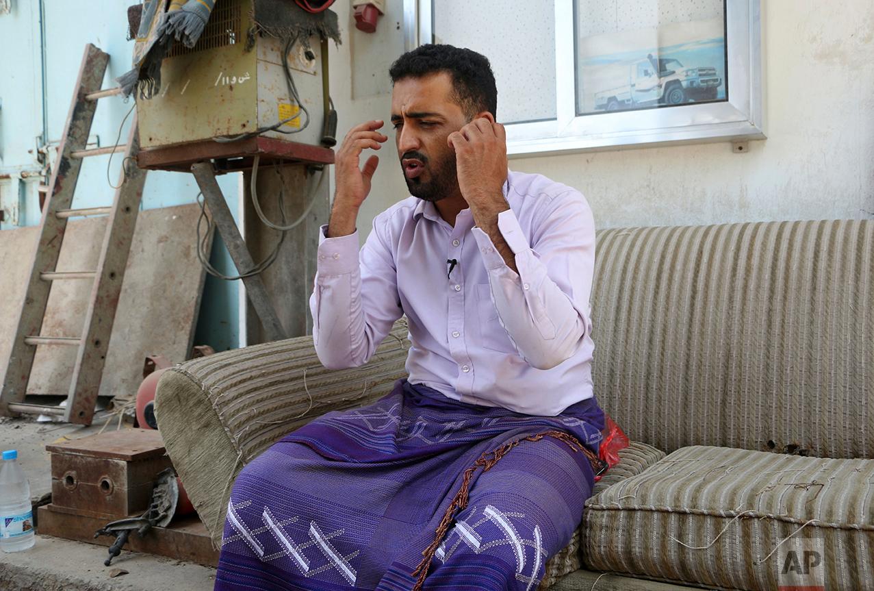 Yemeni businessman Ali Awad Habib recounts the torment he suffered in prison.