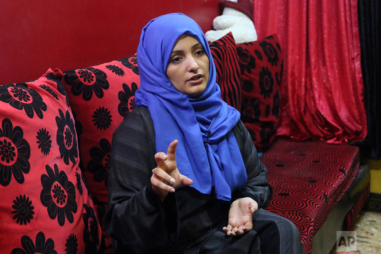 Yemeni rights lawyer Huda al-Sarari recounts how the UAE-backed forces have carried out a wave of illegal arrests.