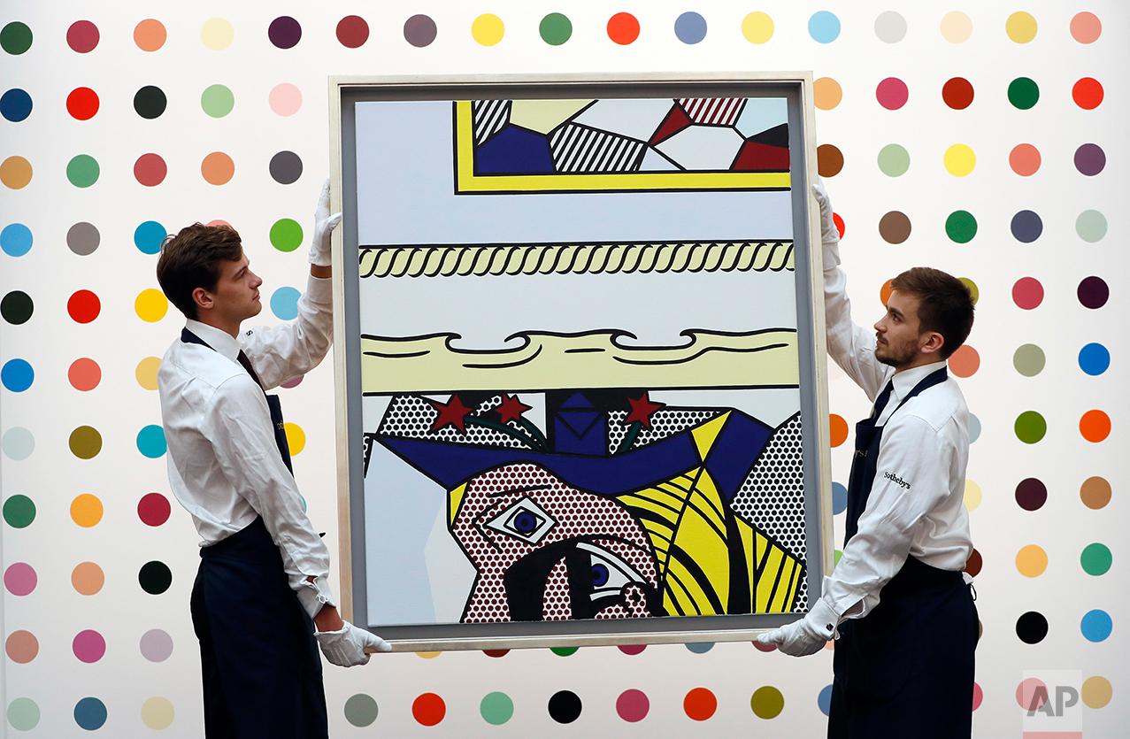 Britain Art Auction
