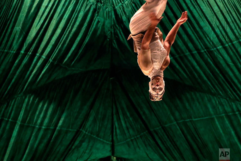 Singapore Cirque Du Soleil Kooza