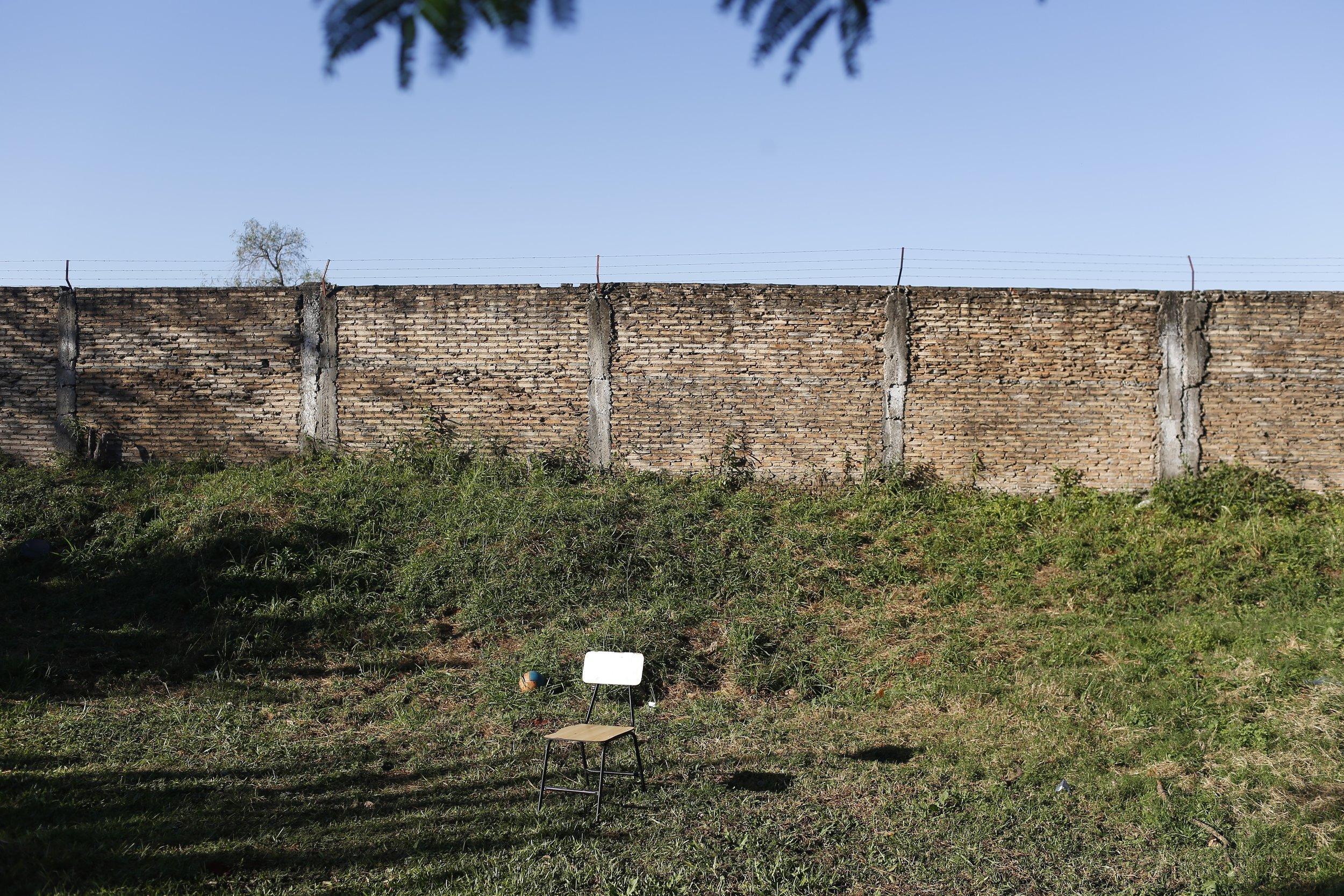 Paraguay Prison Musical Instruments