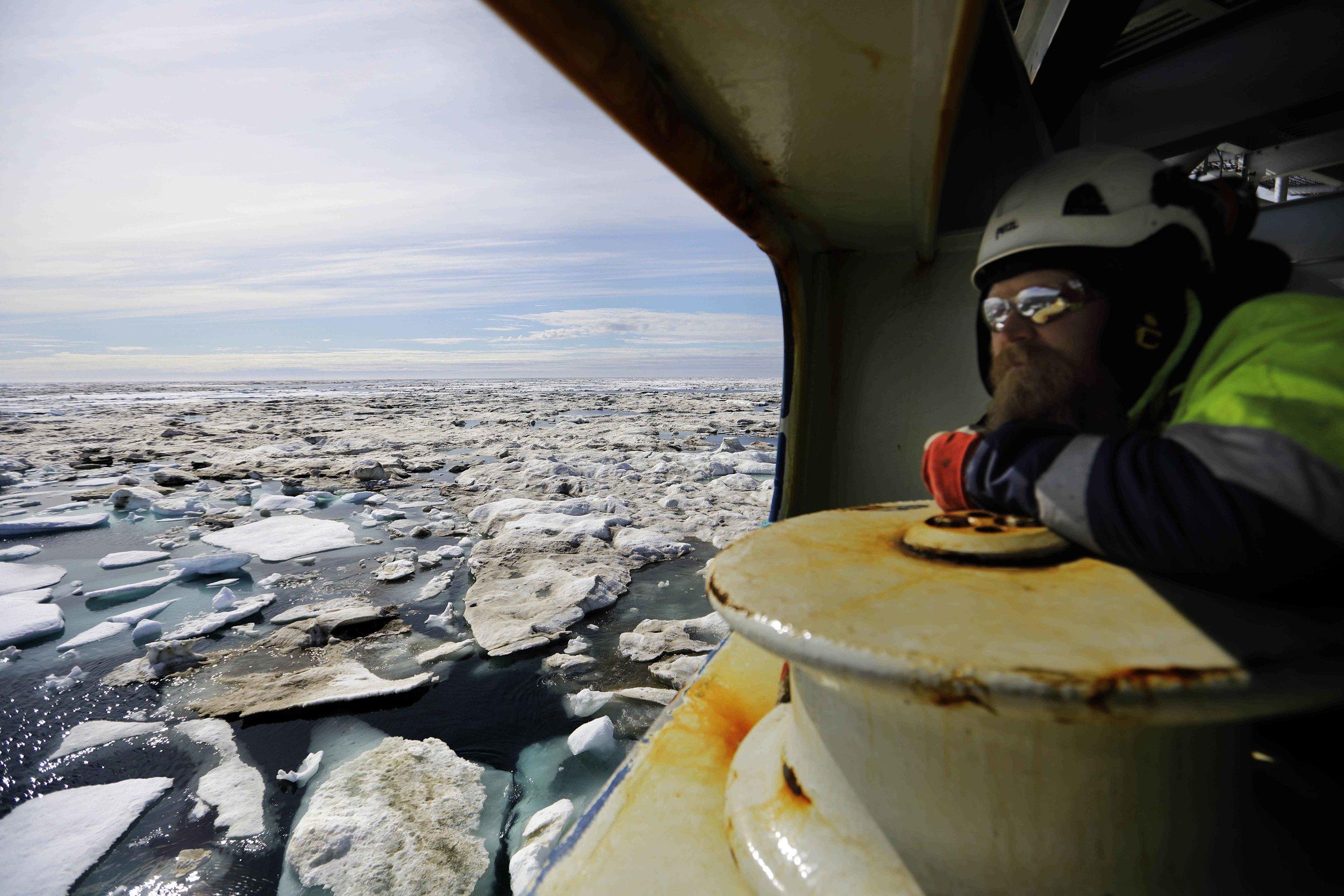 CORRECTION New Arctic The Journey