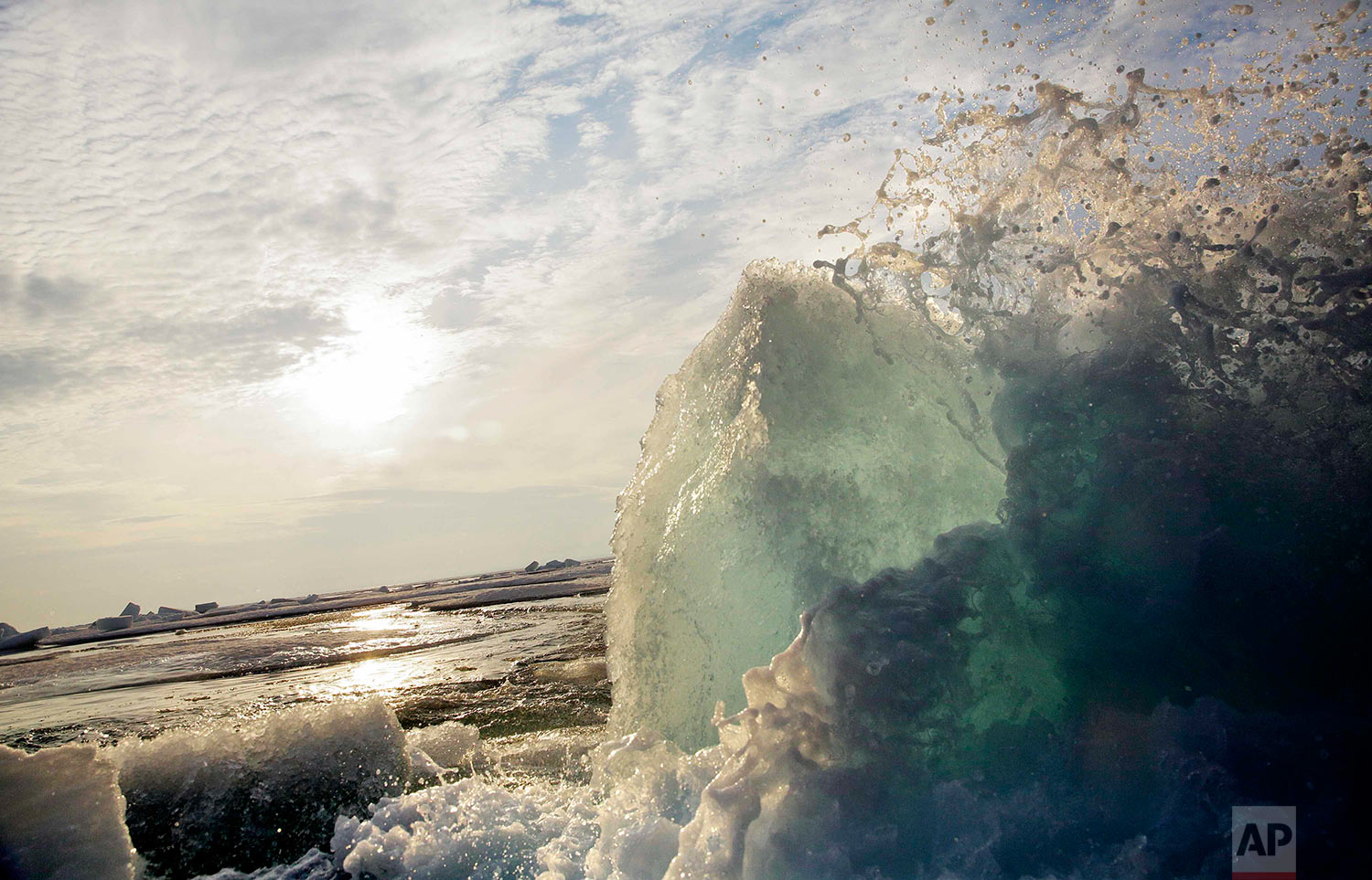 New Arctic Icescapes Gallery