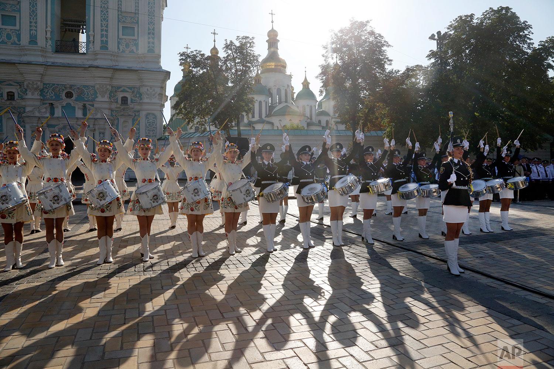 Ukraine Police Anniversary