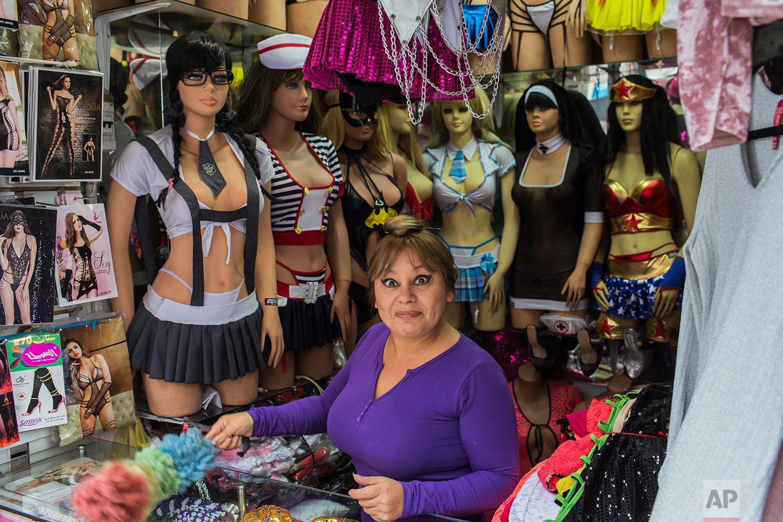Peru Gamarra Market