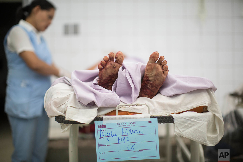 Guatemala Violence