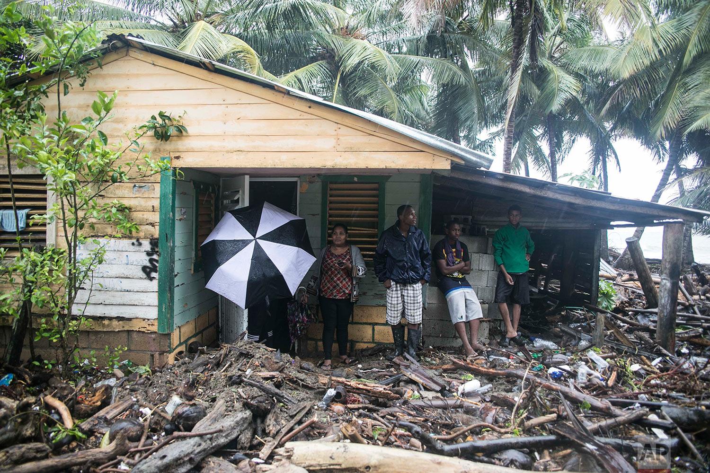 Dominican Republic Hurricane Irma