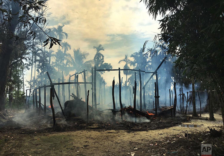 Myanmar Attacks