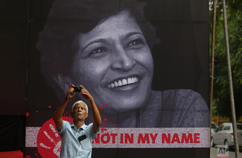 India Journalist Killed