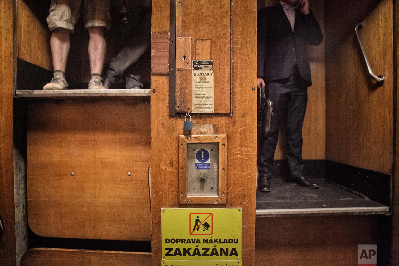 Czech Republic Endless Elevator
