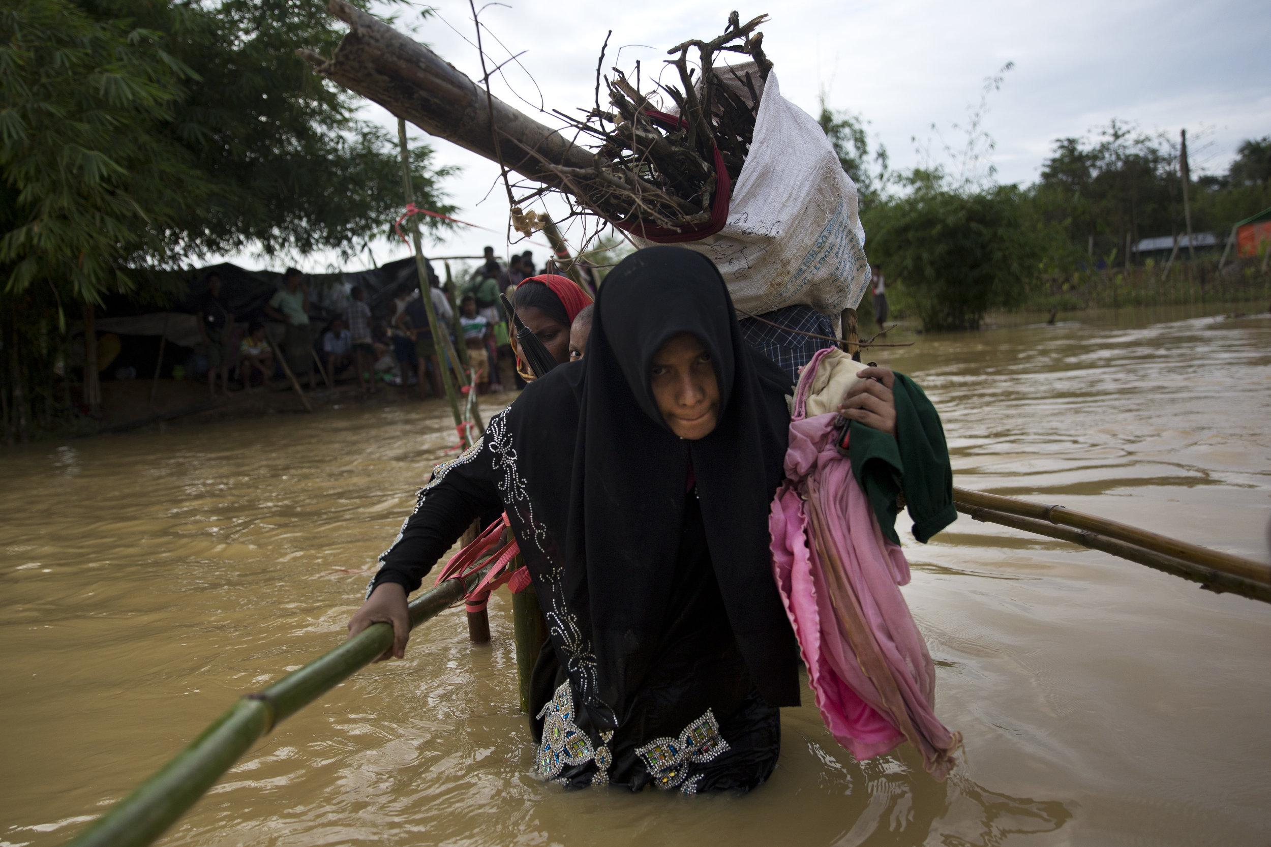 Bangladesh Myanmar Attacks