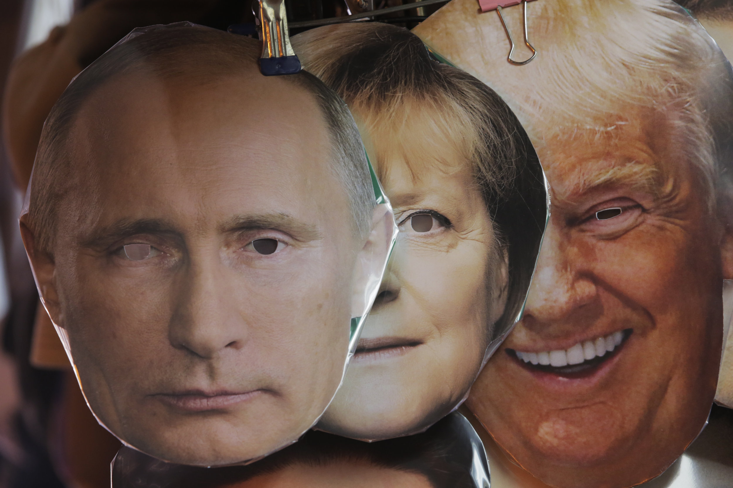 Russia Germany Election