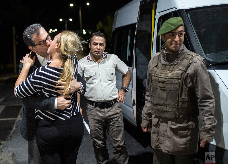 Turkey Journalists' Trial