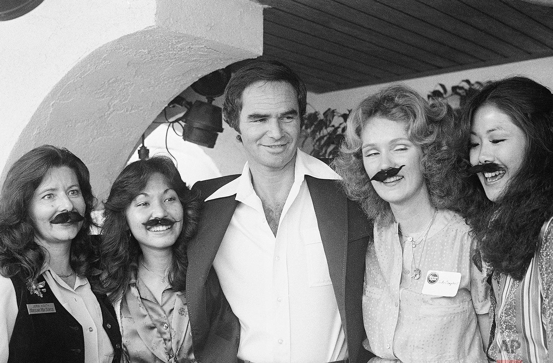 Reynold's Shave   October 7, 1978