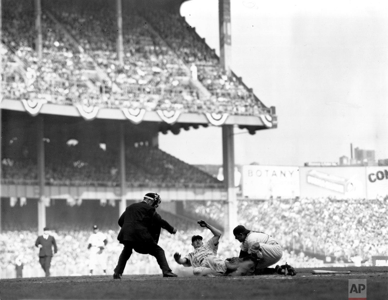 Yankee Farewell   October 7, 1950