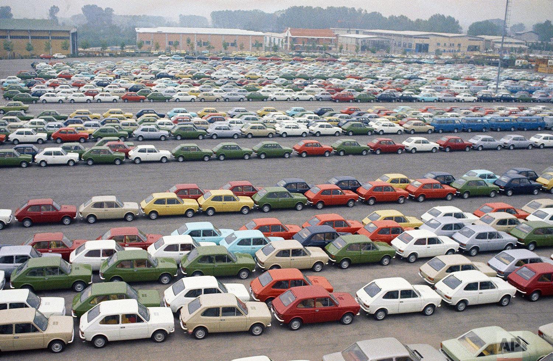 Fiat Crisis   October 7, 1974