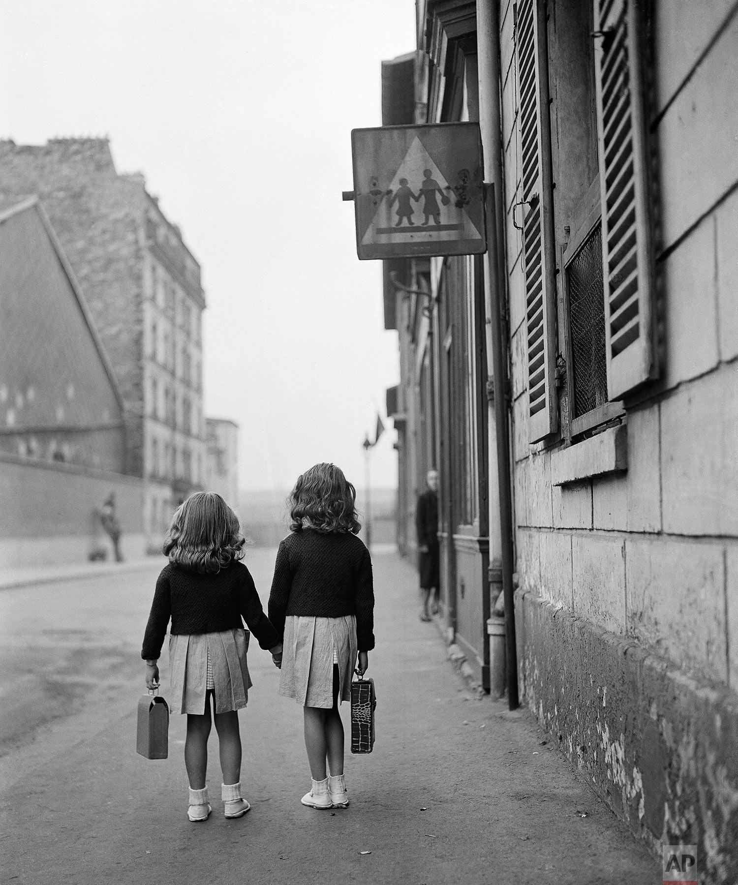 Back to School Paris   October 4, 1948