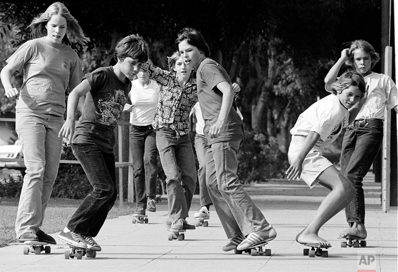 L.A. Skateboarding   October 2, 1975