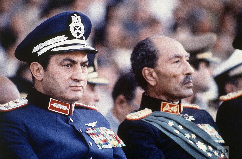 Sadat Assassination   October 6, 1981