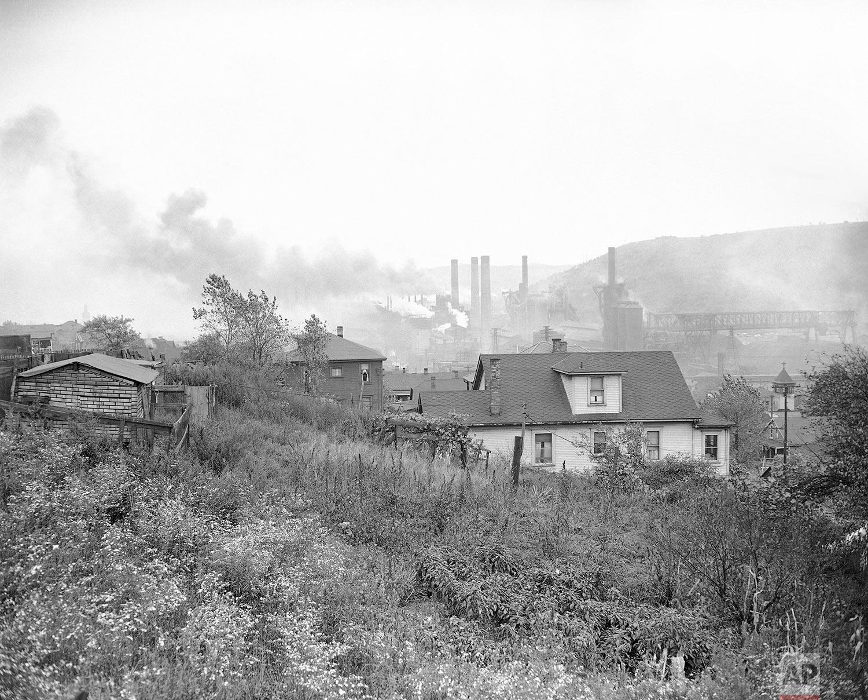 Pittsburgh Smog   October 6, 1943