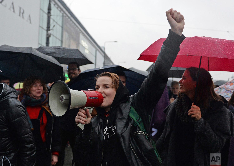 Poland Women's Protest