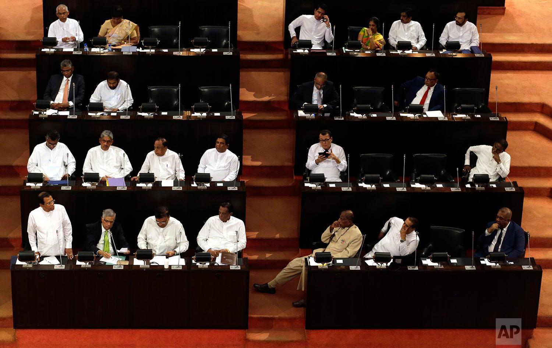 Sri Lanka Politics