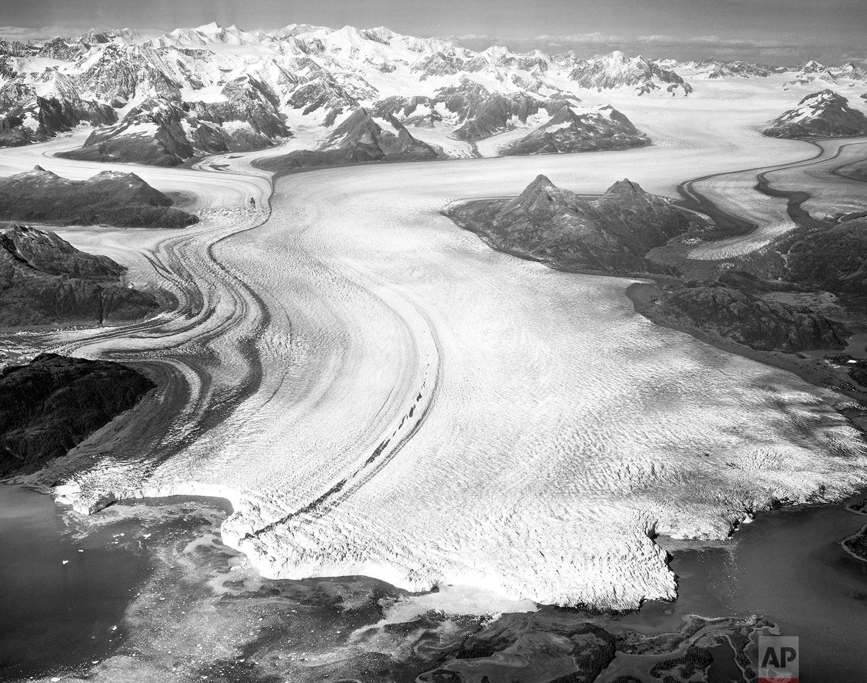 Alaska Glaciers | Oct. 15, 1975