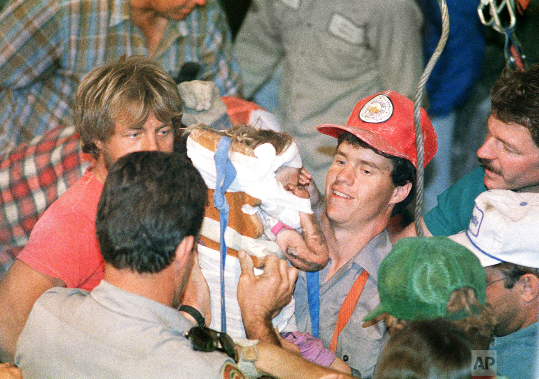 McClure Rescue | Oct. 16, 1987