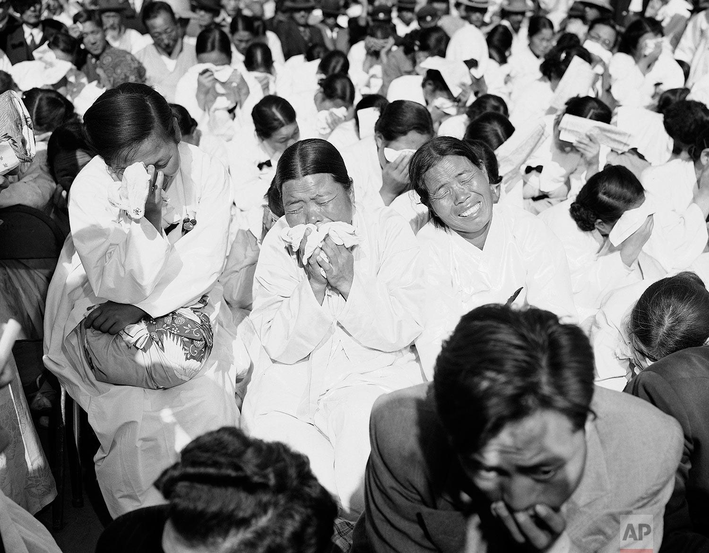 Korean War Armistice | Oct. 17, 1953