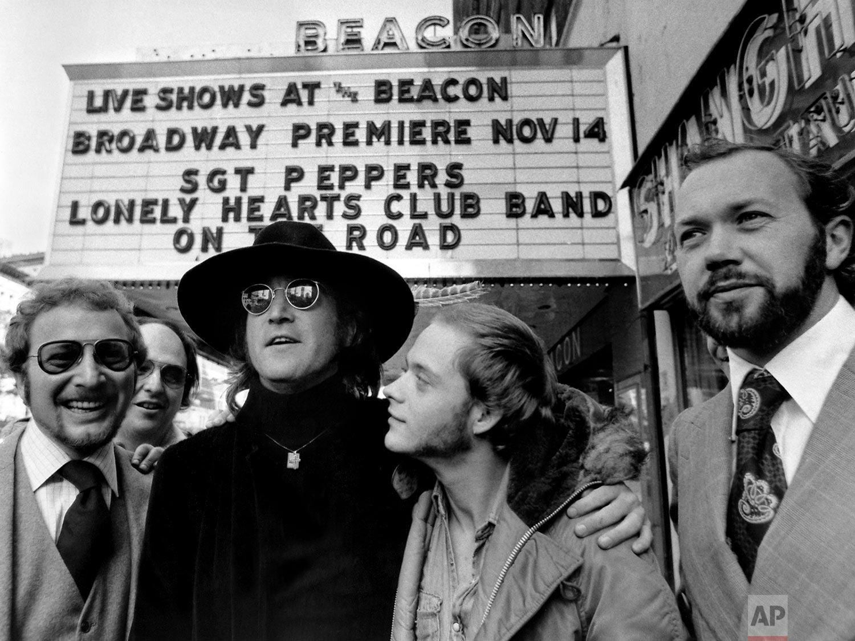 Lennon NYC | Oct. 17, 1974
