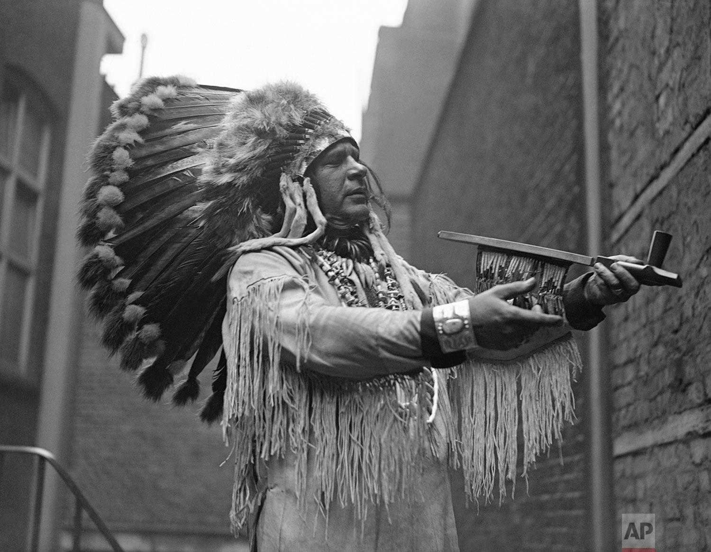 England Chief | Oct. 19, 1932
