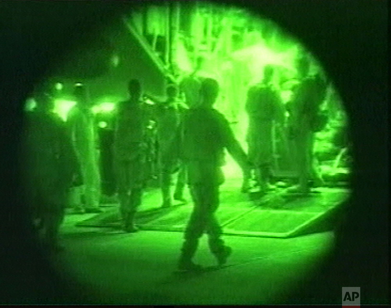 Afghanistan | Oct. 20, 2001