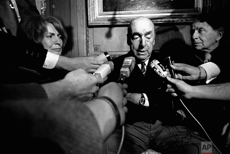 Chile Neruda |  Oct. 21, 1971