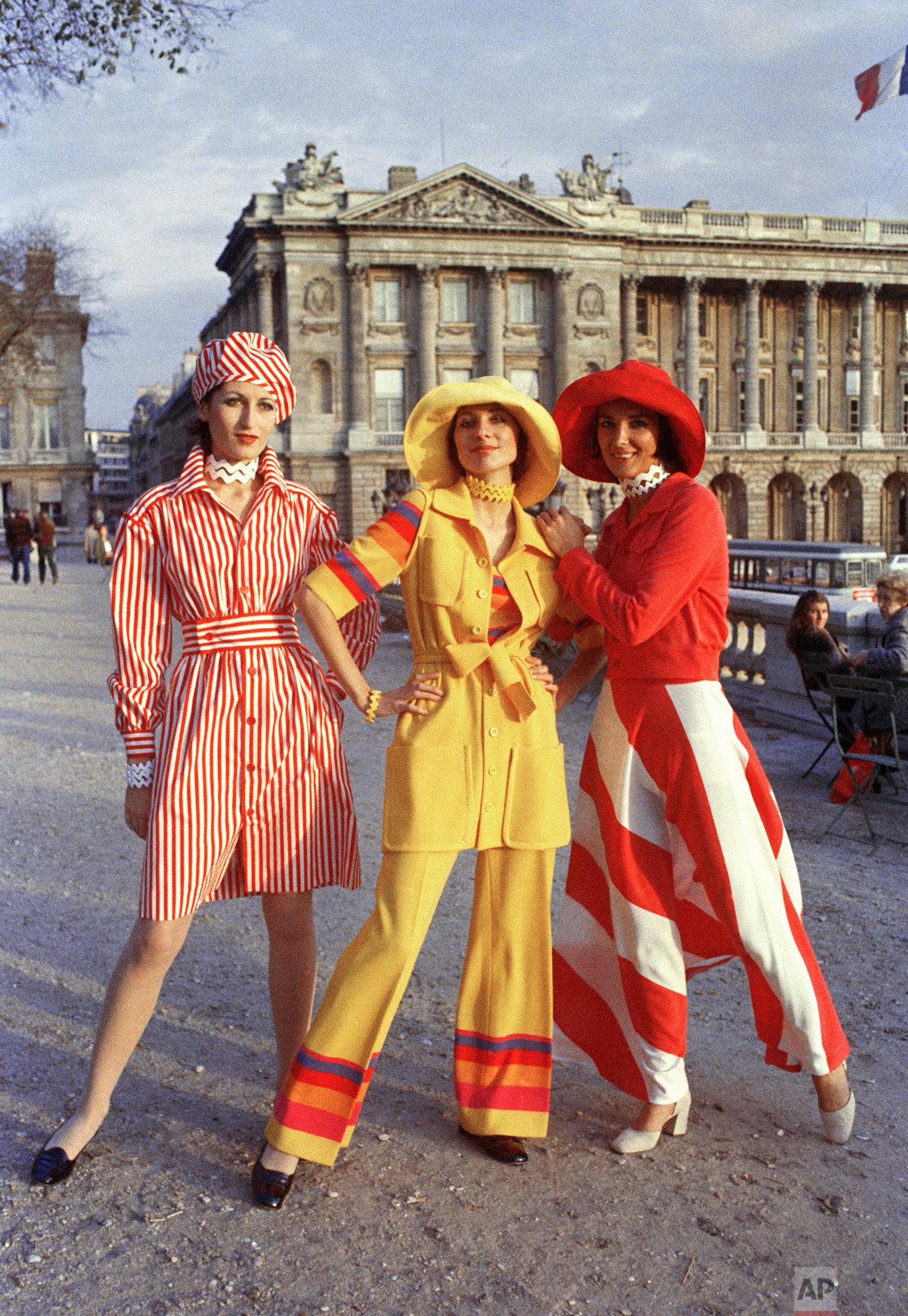 70s Fashion | October 21, 1971