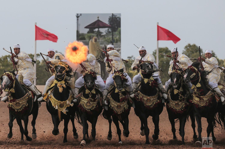 Morocco Horsemanship Competition