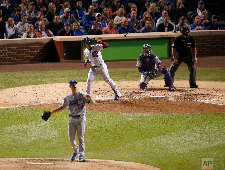 NLCS Dodgers Cubs
