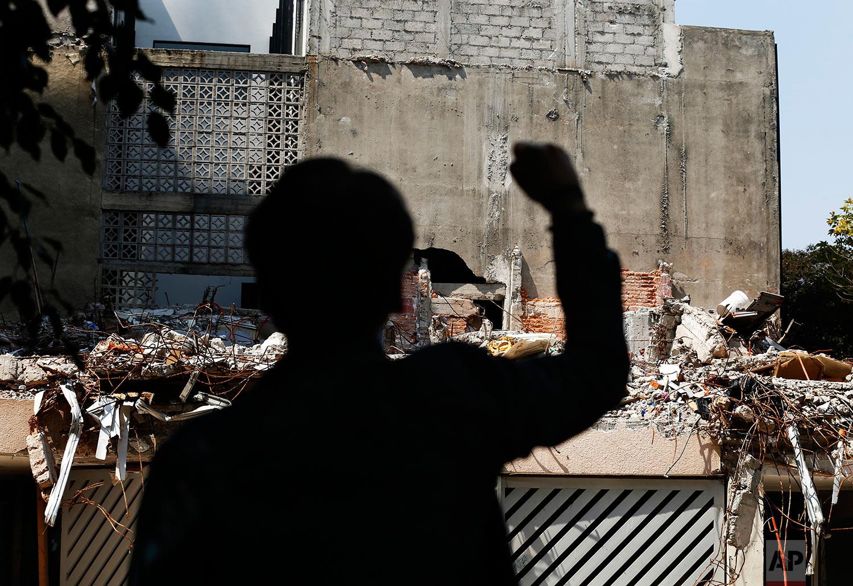 Mexico Earthquake Anniversary