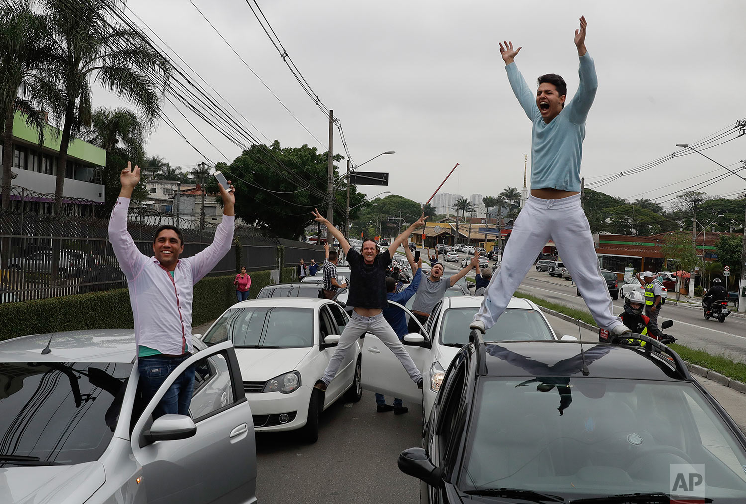Brazil Ride Sharing Legislation