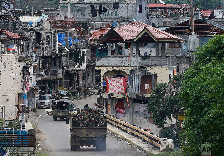 Philippines Militant Siege
