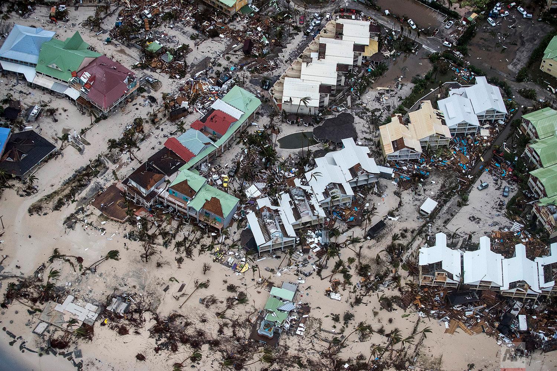 St. Maarten Hurricane Irma