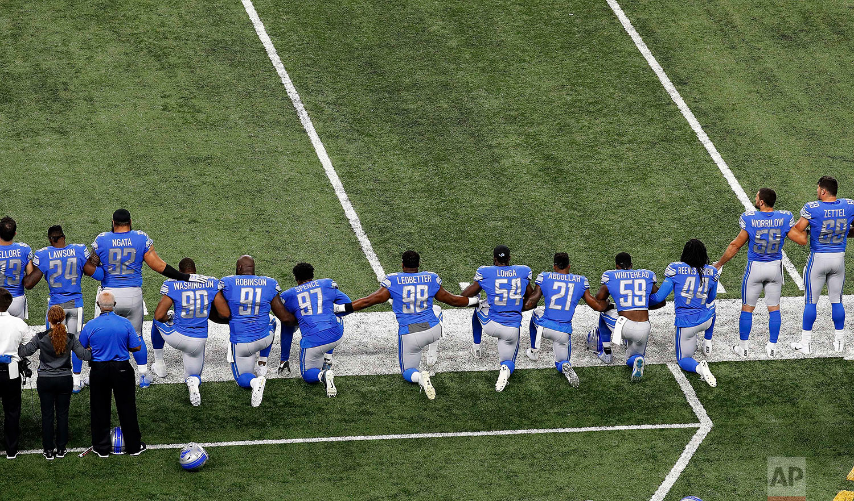 Falcons Lions Football