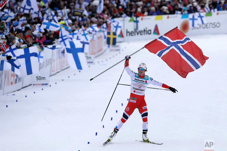 Finland Nordic Skiing Worlds