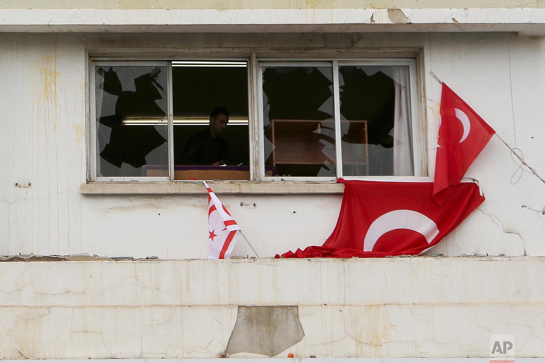 Cyprus Newspaper Attack