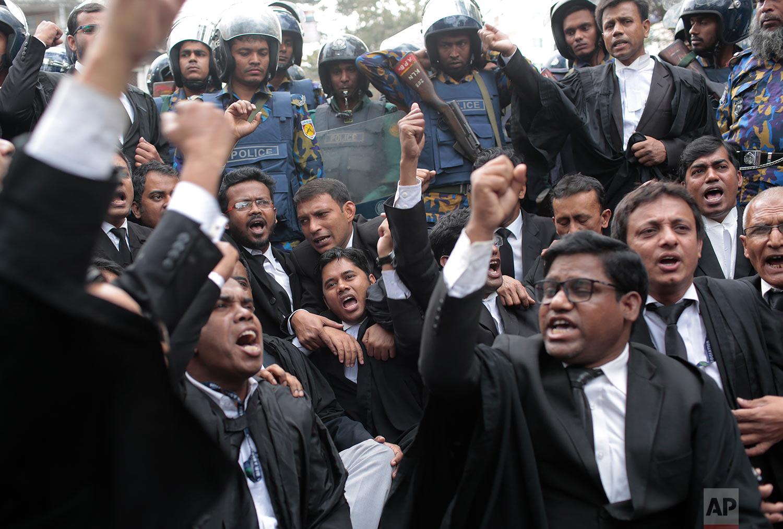 Bangladesh Opposition Leader