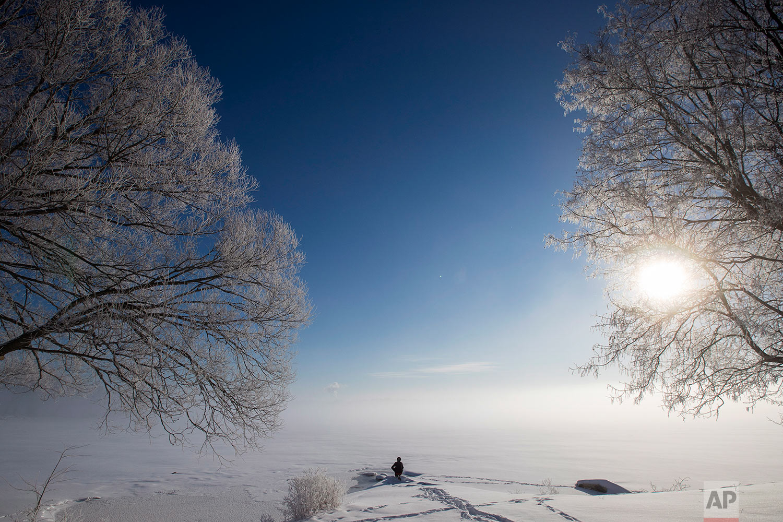 Canada Ontario Winter